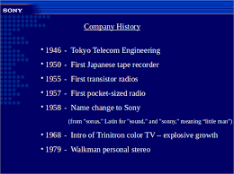 sample company history template 7 free documents download in