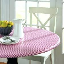 clear vinyl table protector vinyl dining table covers inspiring kitchen designs with additional
