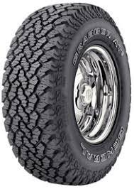 Great Customer Choice 33x12 5x17 All Terrain Tires General Grabber At2 Tires All Terrain Tire Reviews