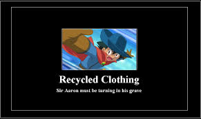Clothes Meme - recycled clothing meme by 42dannybob on deviantart