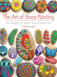 the art of stone painting birds empress of dirt