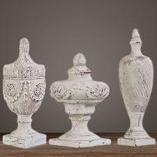 home decor ornaments nordic home decor retro resin luxury craft ancient rome bottle