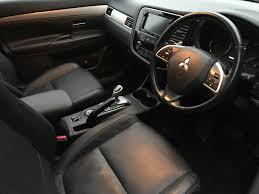 mitsubishi outlander 2017 interior mitsubishi outlander 2 0 phev gx4hs electric u0026 hybrid car