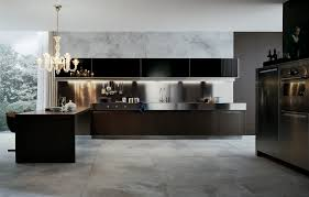 Italy Kitchen Design by Minimal Kitchen Cabinetry Designed By Poliform Switch Modern In