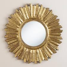 sunburst mirror interiors design