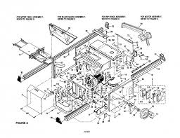 sears 10 table saw parts gorgeous ryobi 10 table saw parts model bt3100 sears partsdirect