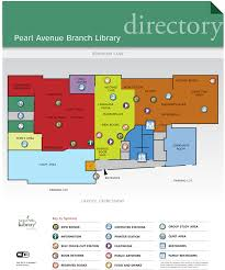 pearl avenue branch library san jose public library see floor plan