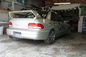 subaru rsti coupe 1999 subaru 2 5rs t impreza 2 5rs for sale zanesville ohio