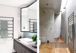 9 easy ways to update your bathroom this weekend these modern style bathrooms have chic towel hangers