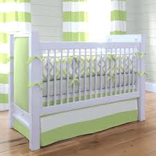 Green Nursery Curtains Curtain Grey Curtains For Nursery Image Of Green And White Grey