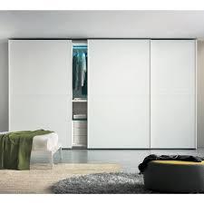 armadio con ante in vetro armadi scorrevoli con ante in vetro laccato acidato bianco