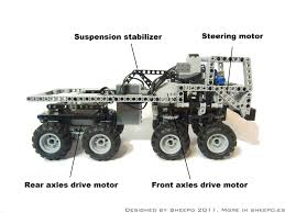 lego truck instructions sheepo u0027s garage astra 8x8 mini truck trial now with instructions