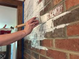 tips on painting a brick fireplace u2014 jessica color easiest