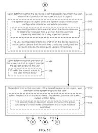 us9368114b2 context sensitive handling of interruptions google