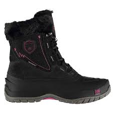 womens winter boots nz karrimor fur boots moulded outsole cushioned insole