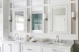 Hudson Valley Wall Sconce Framed Inset Medicine Cabinets With Hudson Valley Lighting Wylie