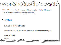 prevent worksheet delete without workbook protection u2013 bacon bits