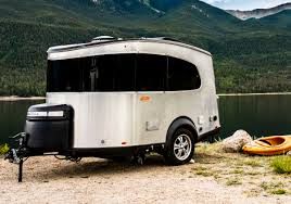 the airstream basecamp is the tiny luxury trailer you never knew