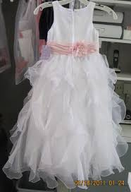 what did will your flower dresses look like weddingbee