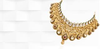 gold necklace jewellery images Antique necklace samarth jewellery antique gold necklaces for jpg