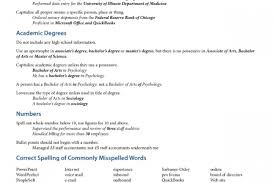 Resume Title Page Example by Good Resume Title Examples Resume Title Three Essential Elements