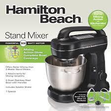 hamilton beach 7 speed stand mixer black 63391