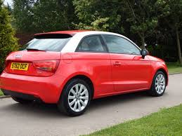 used audi a1 16 tdi sport 3dr for sale in leicester