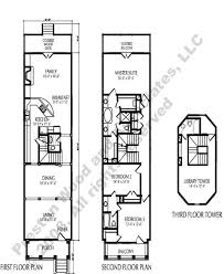 classic townhouse floor plan for sale