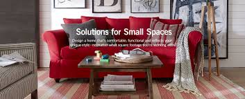 furniture for apartments u0026 small spaces pottery barn pottery barn