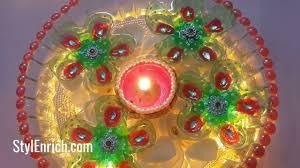 last minute diwali decoration idea using plastic bottles diya