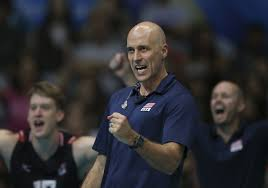 Wildfire Gymnastics Tustin Ca by Usa Volleyball Extends Contract Of Men U0027s Coach John Speraw Looks