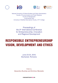 am agement cuisine professionnelle responsible entrepreneurship vision pdf available