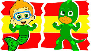 pj masks gekko as bubble guppies nonny coloring pages funny
