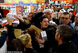 last years amazon black friday amazon jumps the gun on black friday u0027s high street sales daily