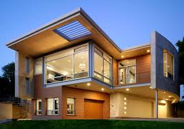 Luxury Modern House Designs - luxurious modern house exterior design with contemporary exterior