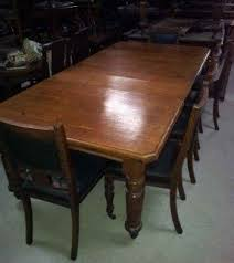 Large Oak Kitchen Table by Large Dining Tables To Seat 10 Foter