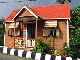 type of house chattel house