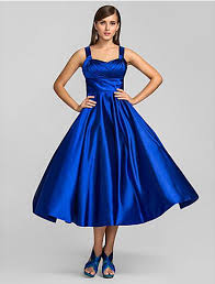 compare prices on royal blue tea dresses online shopping buy low