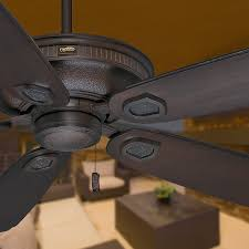 casablanca heritage outdoor ceiling fan casablanca heritage 60 in brushed cocoa downrod or close mount