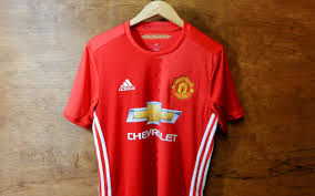 Baju M U Adidas review try on adidas manchester united 2016 17 home kit