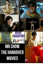 Mr Chow Meme - 25 best memes about mr chow the hangover mr chow the hangover