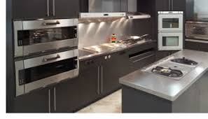kitchen with stainless steel backsplash stainless steel in kitchens equals endless possibilities designdate