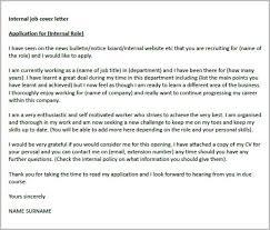 cover letter for job promotion