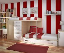 Kids Beds With Storage And Desk by Enthralling Bedroom Interior Design Bunk Beds And Brown Mattress