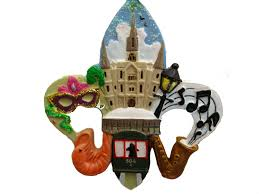 new orleans christmas ornament new orleans ornament fleur de