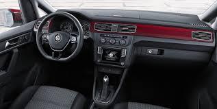 volkswagen minivan 2016 interior 2016 volkswagen caddy revealed photos 1 of 15