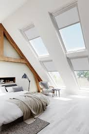 keylite ultra white skylight blinds for keylite