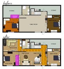 Basement Media Room Basement Progress U2014media Room And Guest Room U2014 Montana Prairie Tales
