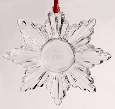 baccarat baccarat annual ornament at replacements ltd