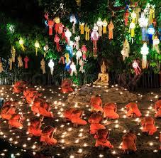 Festival Of Lights Thailand Chiang Mai Thailand November 17 Loy Krathong Festival In